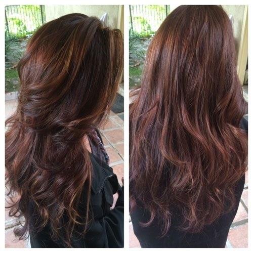 15 Frisuren Dunkelblonde Haare Mit Str 228 Hnen