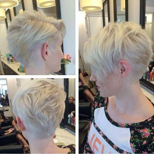3-Kurze Frisur ideen für Dünnes Haar 2017