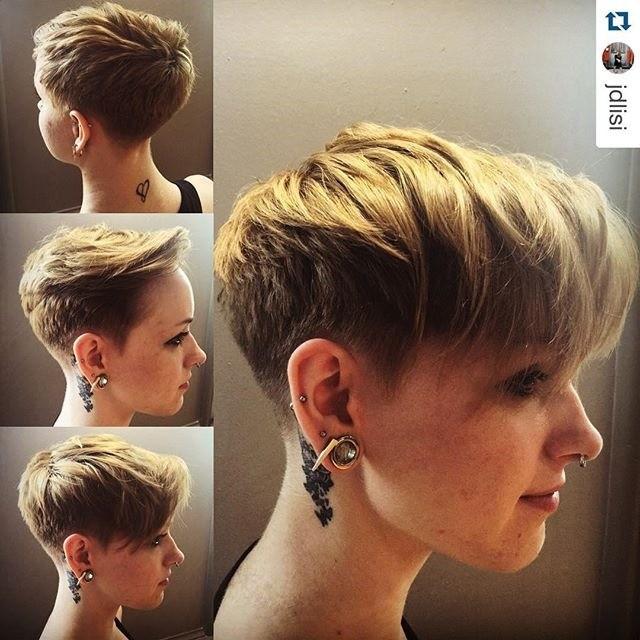 4-Kurzhaarfrisuren Für Schicker Haar 2017