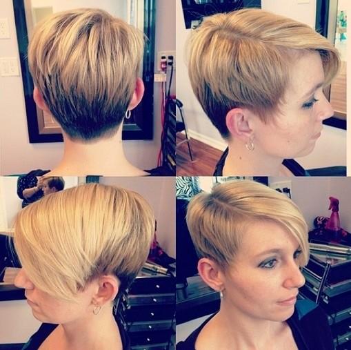 6-Trendige Kurze Frisuren für Frauen 2017