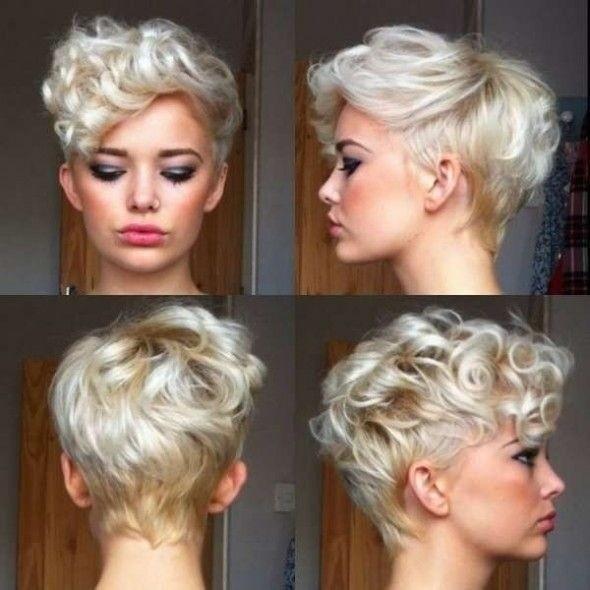 7-Platin Blond, Pixie