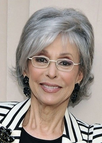 17-Frisuren für Frauen ab 50 mit Brille