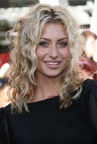 10. Frisur für Lockiges Haar