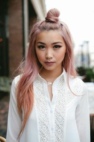 12-Lange Peachy Pink