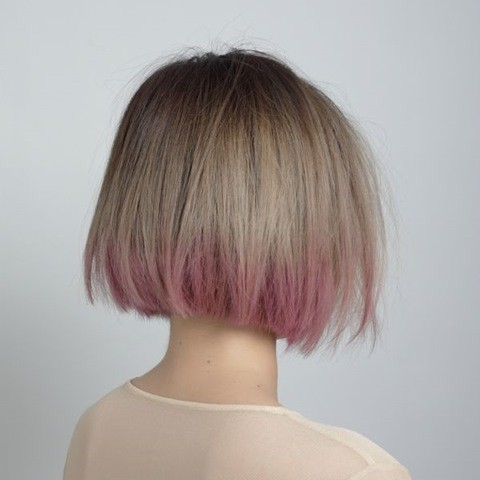 17-Pastell Ombre Bob