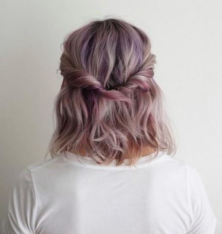 10-schulterlanges Haar tragen