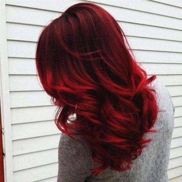 Candy Apple Haar