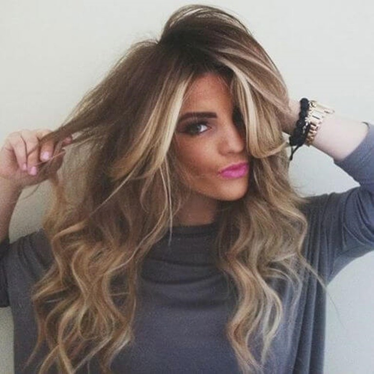 50 stilvolle vorschl ge f r braune haare mit blonden str hnen