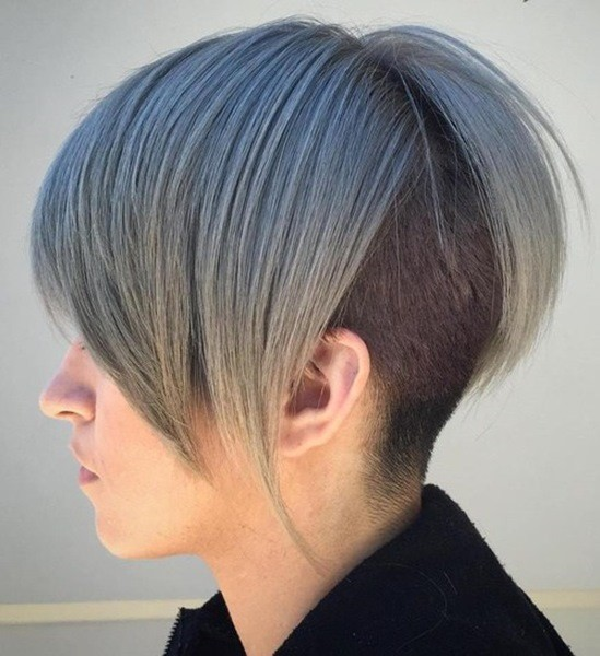 【ᐅᐅ】top 40 Undercut Frisuren F 252 R Frauen Haare Co