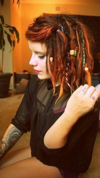 Dreadlocks Frisuren Kurze Haare