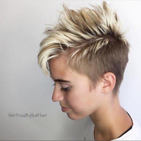 Die besten Pixie Frisuren Sie sollten sehen