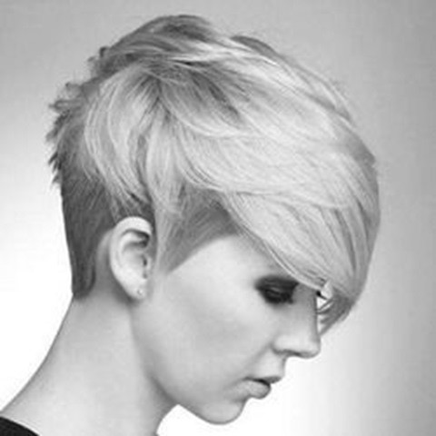 Devilock-Haare