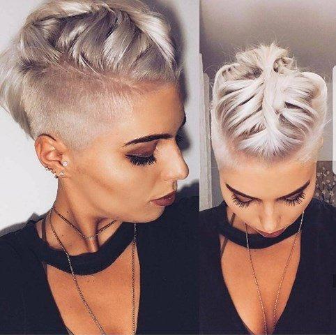 Kurze Haare Flechten