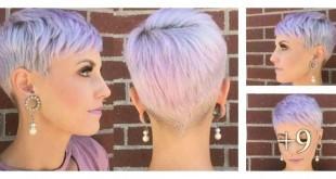 Pixie Haarschnitte für Frauen - Einfache Frisuren
