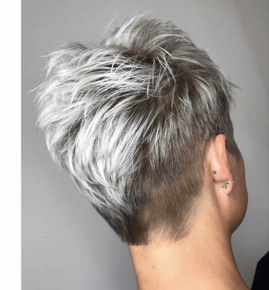 7-Wunderschön Pixie Frisur