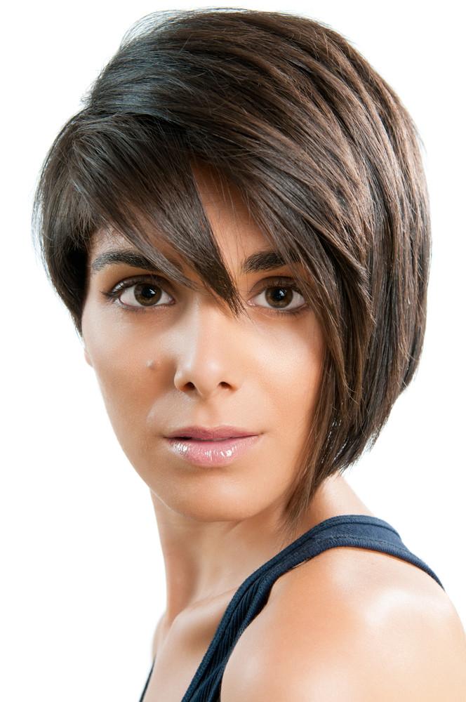 6-Haarschnitte Gerade