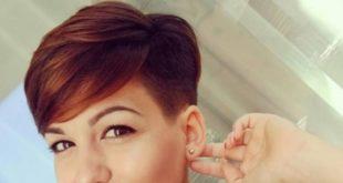 20 Kurze Haarschnitte liegen voll im Trend