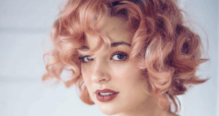 13-Antique Rose Gold Locken