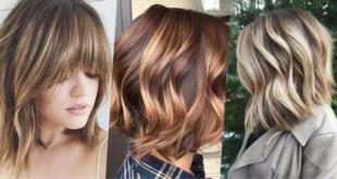 20 schicke Bob Frisuren und Haarschnitte für 2018