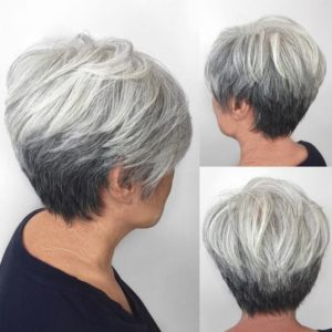 6-Kurze Haare für frauen ab 40