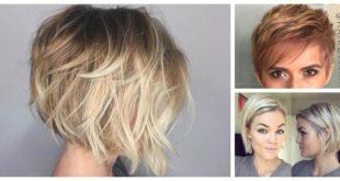 kurze haare für feines haar